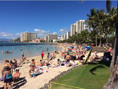 "Photo for Walk To Beach, ""Liliuokolani Garden"", Short Term & Long Term OK!"