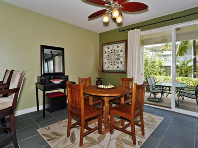 Photo for Ko Olina Kai 1045C - Nicely Furnished in Ko Olina Kai. This is a spacious and fa