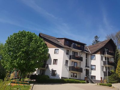 """Photo for Holiday home in the Harz """"Sweety Home"""" - Sweety Home Haus Sachsensteinblick Bad Sachsa Harz"""