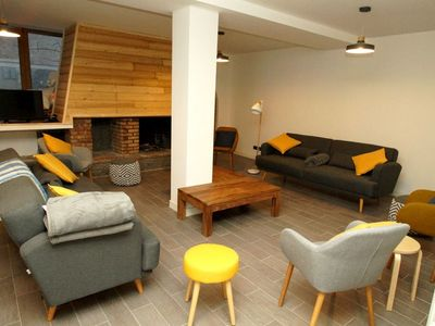 Photo for Apartment 5 rooms + 2 cabins 18 people 167m²