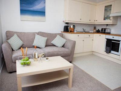 Photo for Custom House, Skidden Hill - First Floor Apartment - Sleeps 4