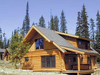 Powder Ridge Cabins at Big Sky Resort