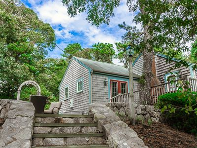 Photo for This clean and adorable two bedroom, 1 1/2 bath cottage is the perfect vacation get-away!