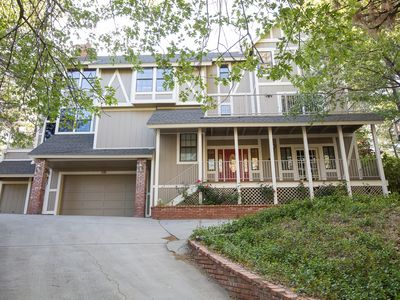 Gorgeous Large Family Vacation Home On Lake Arrowhead Golf Course - 4337Sq Ft