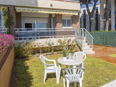 Photo for Apartment Lekeitio in Cambrils - 6 persons, 3 bedrooms