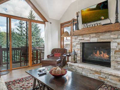 Photo for Beautiful Arrowhead Townhouse with Community Hot Tub and Superb Ski Access