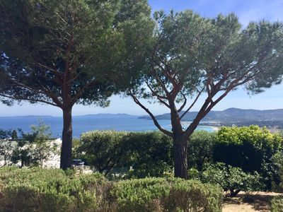 Photo for PROVENCAL VILLA WITH SEA VIEW AT SUPER LAVANDOU