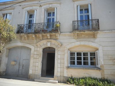 Photo for Spacious apartment for two near Montpellier, Sète and the Mediterranean