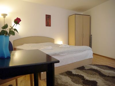 Photo for 1BR Apartment Vacation Rental in Sibiu, Sibiu