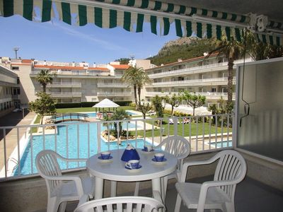 Photo for In Torroella de Montgrí with Pool, Parking, Terrace, Balcony (747764)