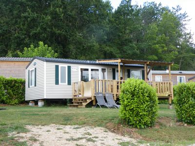 Photo for Pecan y - Mobile home 3 bedrooms