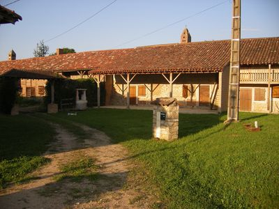 Photo for Large renovated farmhouse in the Bressan style