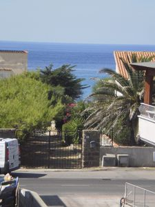 Photo for PRIVATE HOUSE TO THE SEA WITH SEA VIEW GARDEN