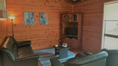 Photo for Driftwood Cabin 3 - Family Getaway