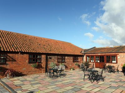 Dairy Barns Courtyard and Bedrooms