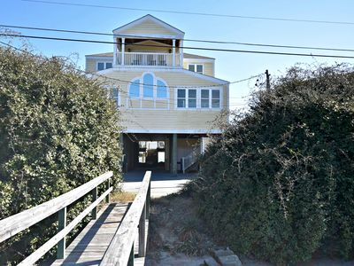 Photo for Oceanfront & Creekfront with Private Dock
