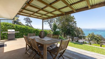 Photo for Seaspray - dolphin and whale watching from the verandah