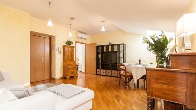 Photo for San Lorenzo in Lucina Apartment