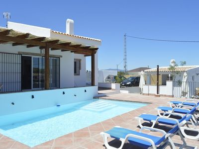 Photo for Marvelous Villa with Pool, Terraces, Garden, Wi-Fi & Air Conditioning; Parking Available; Pets Allowed