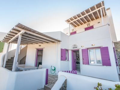 Photo for 2BR Villa Vacation Rental in Tinos, Αιγαίο