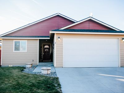Photo for Stylish Home in the Heart of Baker City! Hot Tub, Fenced Yard, Walk to Downtown