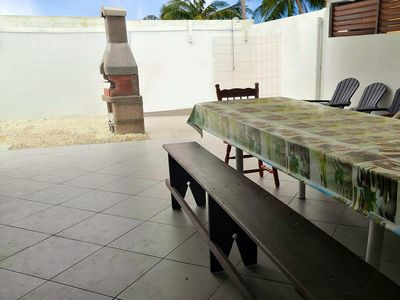 Photo for Homerez last minute deal - Beautiful house near the beach