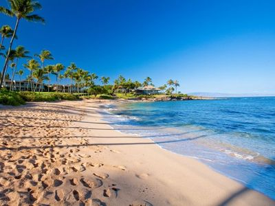 Photo for Panoramic Ocean and Sunset View Kapalua Resort Villa