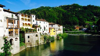 Photo for Dream location with walking access to Bagni di Lucca