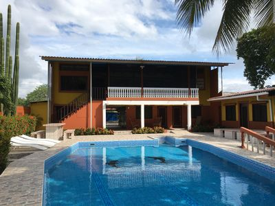Photo for Costa Rican Beach House Rental in Puntarenas