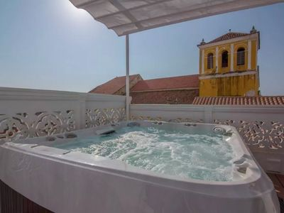 Photo for 4 Bedroom Villa in Getsemani