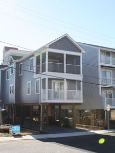 Beautiful North Ocean City Spacious Townhouse with Outstanding Ocean Views!!!!