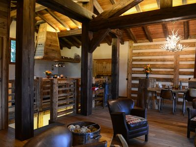Photo for Chalet Madeleine in the heart of Grands Montets