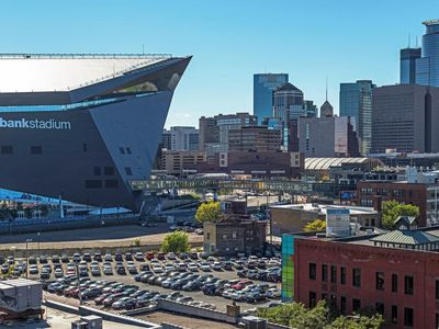 Photo for Final Four Dream! US Bank Stadium & Downtown Views.  Only 2 blocks to stadium!