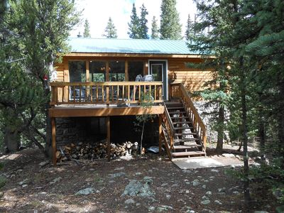 Photo for 2BR Cabin Vacation Rental in Fairplay, Colorado