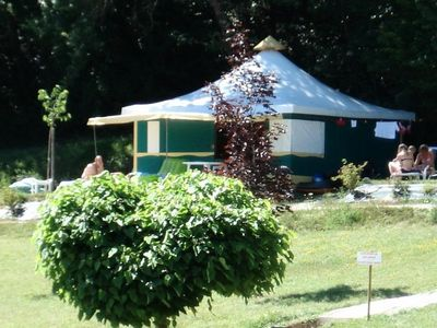 Photo for Camping Les 2 Lacs *** - Bungalow Pagan 3 Rooms 5 People