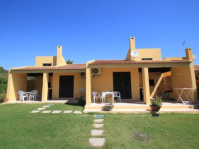 Photo for One bedroom Apartment, sleeps 4 in Costa Rei with WiFi