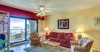 Photo for Beautiful Beachfront View with balcony in the Amelia Island Plantation!