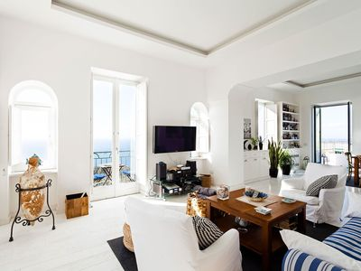 Photo for Luxury apartment Domus Lubrensis in Sorreno coast, with 3 bedrooms, it can accommodate 7 guests.