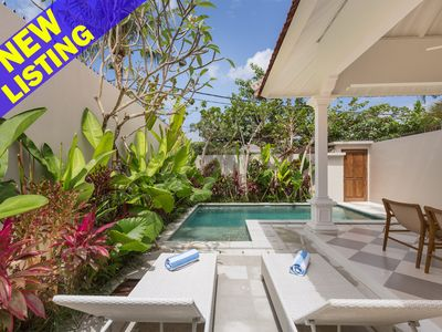 Photo for Affordable 2 Bedroom Villa in Central Seminyak""