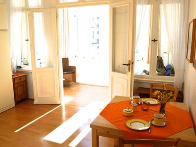 Photo for 1BR Apartment Vacation Rental in Heringsdorf
