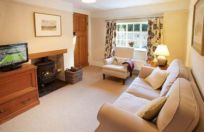 Photo for Densford Cottage sleeps four people and is set in Amberley in Sussex.