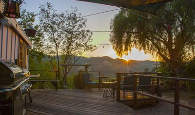 Photo for Charming 2 BR/2BTH Topanga Canyon cottage