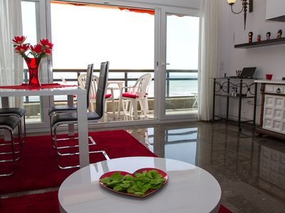 Photo for 297 Carihuela - Apartment for 4 people in Torremolinos