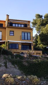 Photo for Spacious Semi-detached Villa With Sea Views And Communal Pool  HUTG 006516