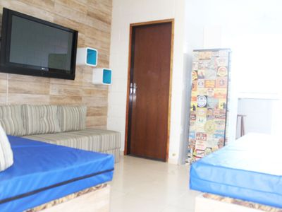 Photo for House with pool in Sapê Beach House with pool in Sapê Beach