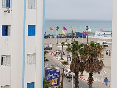 Photo for Modern flat with sea view in martil