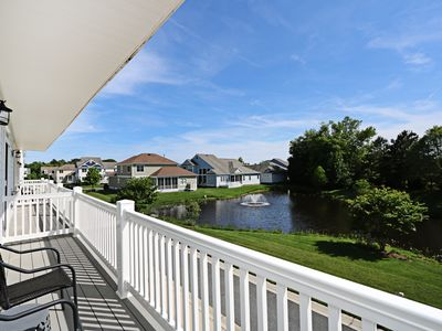 11444 West Sand Cove Road, Bayside - Deck