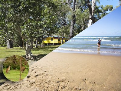 Photo for 4BR Cottage Vacation Rental in Agnes Water, QLD