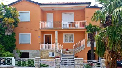 Photo for Holiday house Carlo 4, Umag Istria, near the sea, Wifi, air conditioning