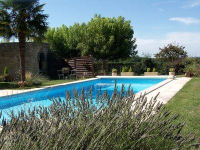 Photo for Bed and Breakfast Les Lavandes
